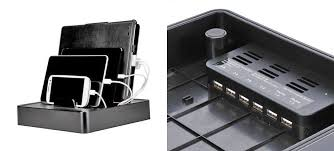 multi phone charging station. Charging Station The Gadgeteer Regarding Multiple Phone Plan 16 Multi R