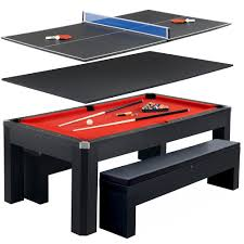 Combination Pool Table Dining Room Table Pool Table Dining Table Combo Game Room 7 Ft Pool Table W Table