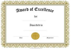 Achievement Awards Certificates Templates Free Music Certificate Templates Awards Editable Award