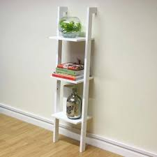 3 tier wall shelves 3 tier white ladder wall shelf home storage display unit bookcase stand 3 tier wall shelves