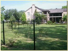 black welded wire fence. Xfs_635x400_s80_bell_fence-rotate-02-large-0.jpg 529×400 Pixels. Welded Wire FenceHouse Black Fence M