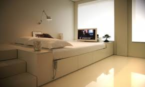 Small Space Bedrooms Compact Living Furniture Small Space Bedroom Furniture Inside