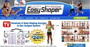 Easy Shaper Exercise Chart Easy Shaper Wall Chart Nurcurtsondo35s Soup