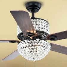 possini ceiling fan ceiling fan warehouse of crystal 6 light 5 blade ceiling fan with regard