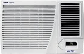 carrier air conditioning window. voltas 1.5 ton 3 star window ac - white carrier air conditioning