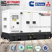 China 220 Volt Portable Generator 150kVA Diesel Generator Electrical