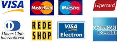 Resultado de imagem para todos os cartões de crédito pagseguro