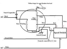 fan motor wiring diagram fan wiring diagrams online single phase motor capacitor start capacitor run wiring diagram