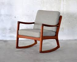 Rocking Chair Modern modernist chair delightful 19 select modern ole wanscher teak 4186 by guidejewelry.us