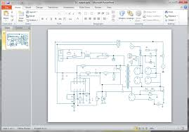 Powerpoint Circuit Theme Create Circuit Diagram For Ppt
