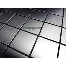 Carrelage Inox Mosaique Plan Travail Cuisine Regular 48 Carrelage