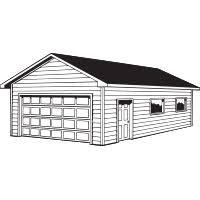 Free garage building plans detached wholesale Ideas Garage Styles Choose From Our Available Models Wholesale Direct Carports Garage Packages How To Build Your Own Garage Rona Diy Packages