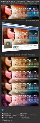 Gospel Pop Artist Facebook Timeline Cover Template By Godserv ...