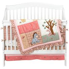 disney pooh crib bedding set
