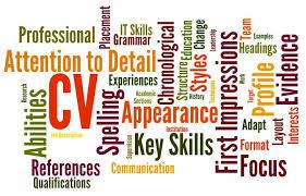 Cv Writing - Rye Hills Academy