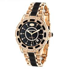 men s diamond watches save 50 80% on diamond wrist watches diamond mens womens black ceramic watches rose gold pld luxurman galaxy