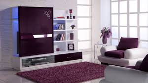 Purple Living Room Chair Purple Living Room Furniture Wooden Drawer Table Black Table