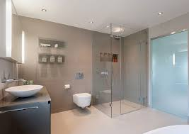 Contemporary Wet Room Design. Woddingham