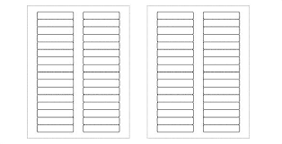 Avery 10 Per Page Labels Template 10 Per Page Label Avery Shipping Labels Vraccelerator Co