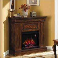 Amish Electric Corner Fireplace  Home Fireplaces Firepits  Best Amish Electric Fireplace