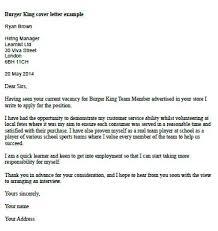 Burger King Team Member Resume Burger King Position Description