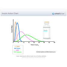 Insulin Chart Insulin Action Chart