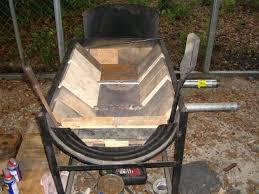 image result for blacksmith coal forge plans
