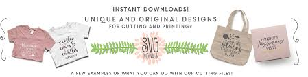 Svg Originals Cutting Files And Printables