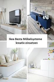 Kitchen Sideboard Ikea Ikea Besta Units In The Interior Creative Integration Hum Ideas