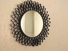 toilet paper roll mirror