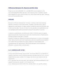 resume third person difference between resume and bio use the words resume  mba resume personal interests