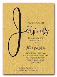 Retirement Invitations Free Party Invitations Invitation For Retirement Party Free