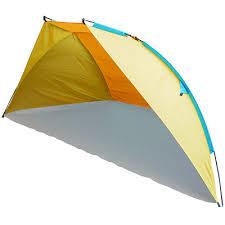 <b>Пляжный тент Jungle Camp</b> Carribean Beach Желтый/Оранжевый