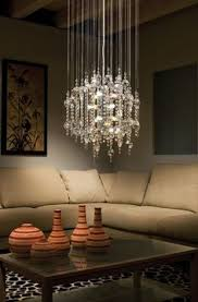 modern lighting bedroom. Crystal Chandelier From Elgo Lighting. I Have To At Least ONE Fancy  :) In My Bedroom Modern Lighting N