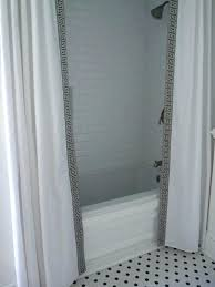 extra long fabric shower curtain liner fancy shower curtain liner inch white waffle shower curtain with extra long