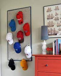 ways to hang up hats off 63