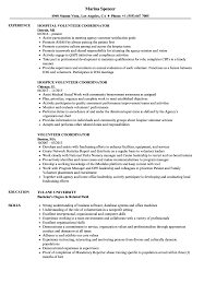 88 Volunteer Resume Example Thumb Volunteer Cv My Perfect Resume