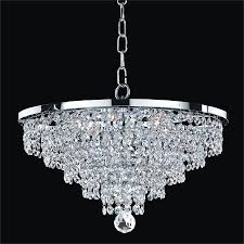 astonishing square crystal chandelier crystal chandelier home depot round chandeliers with round silver metal