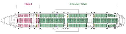 Boeing777 300 773 Aircrafts And Seats Jal