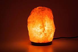 Genuine Himalayan Salt Lamp Stunning Hemingweigh Himalayan Glow Hand Carved Natural Crystal Himalayan Salt