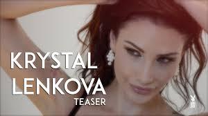 Krystal Lenkova Teaser YouTube