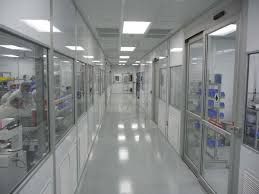 P2 Laboratory Class 10000 Clean Room View Class 100 Clean Room Class 100 Clean Room Design