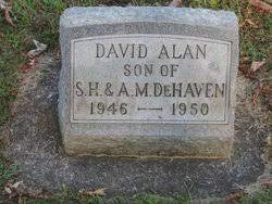 David Alan DeHaven (1946-1950) - Find A Grave Memorial