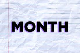 Image result for 10 month word