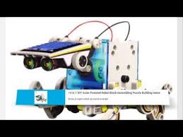 Эко <b>конструктор</b> на солнечной батарее <b>14 в 1</b> CSL 2115 в ...