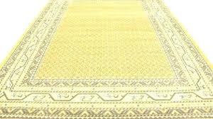 round yellow area rug the best of on idea gold rugs contemporary 5x7 white