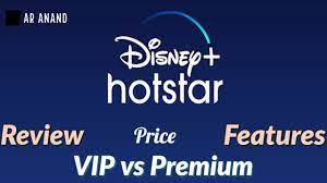 Disney+Hotstar Review । Features । Premium vs VIP [Hindi] - YouTube