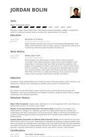 Baker Resume Samples  Visualcv Resume Samples Database regarding Bakery  Manager Resume