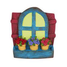 miniature hanging glow window gypsy garden
