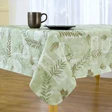 round vinyl tablecloths flannel backed boxed fern flannel backed vinyl tablecloth indoor outdoor round fitted vinyl